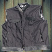 Pit Crew Vest from 5Ball Leathers