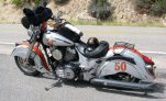 Bandit's Ride Back from 2016 Sturgis, 76th Edition