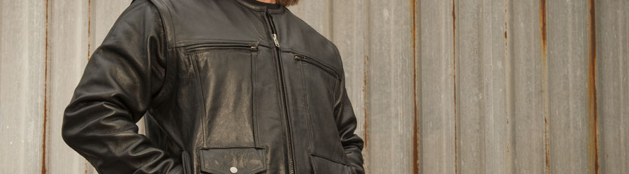 Special Ops Jacket from 5-Ball Leather