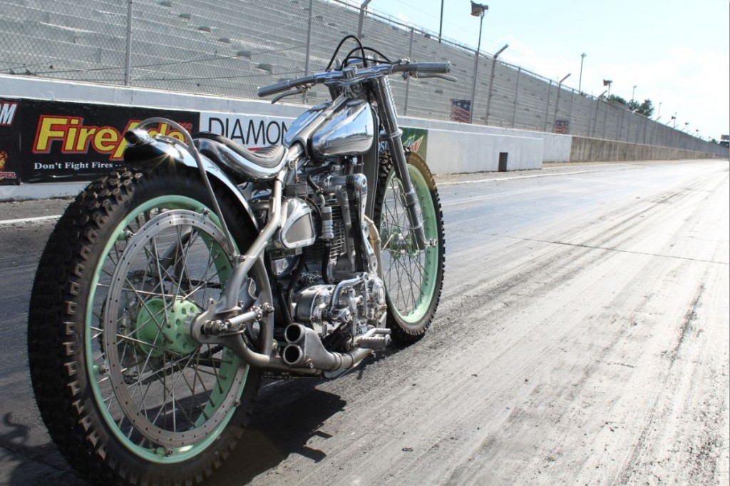 eremy Cupp's latest custom motorcycle