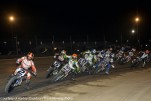 Kenny  Coolbeth dominates 2015 Roar on the Shore Flat Track Race