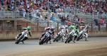 Bryan Smith Scores  Springfield Mile Victory