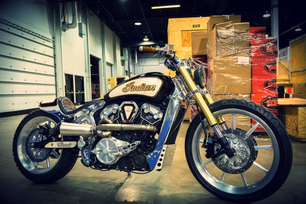 Bill won the Ultimate Builder Custom Bike Show Championship in the MOD Custom Class