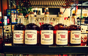 Based in Kirby, Wyoming, Wyoming Whiskey has a simple goal: to create America's next great bourbon